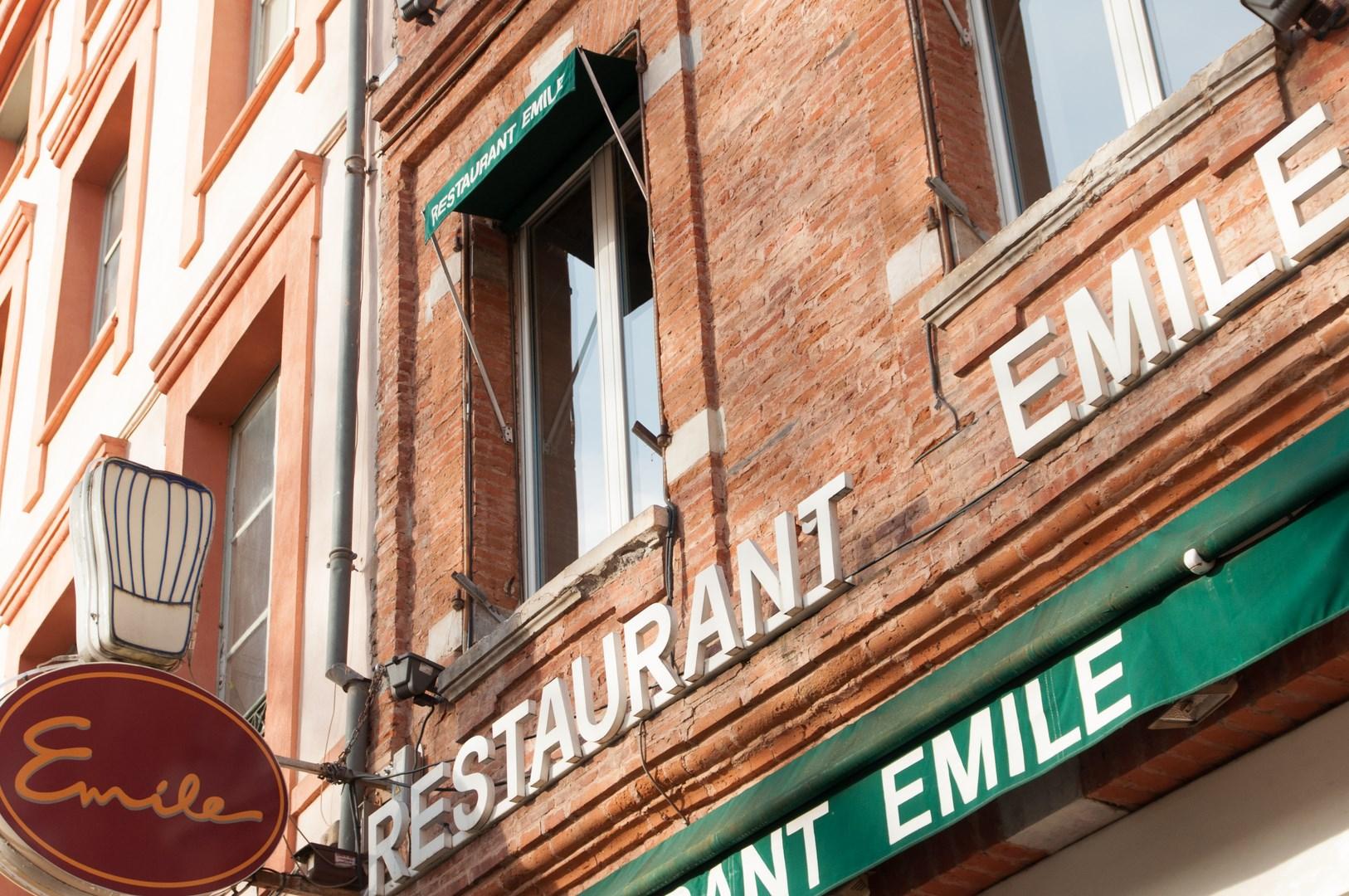 Restaurant Emile Toulouse