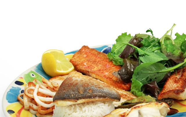 poissons Restaurant Emile
